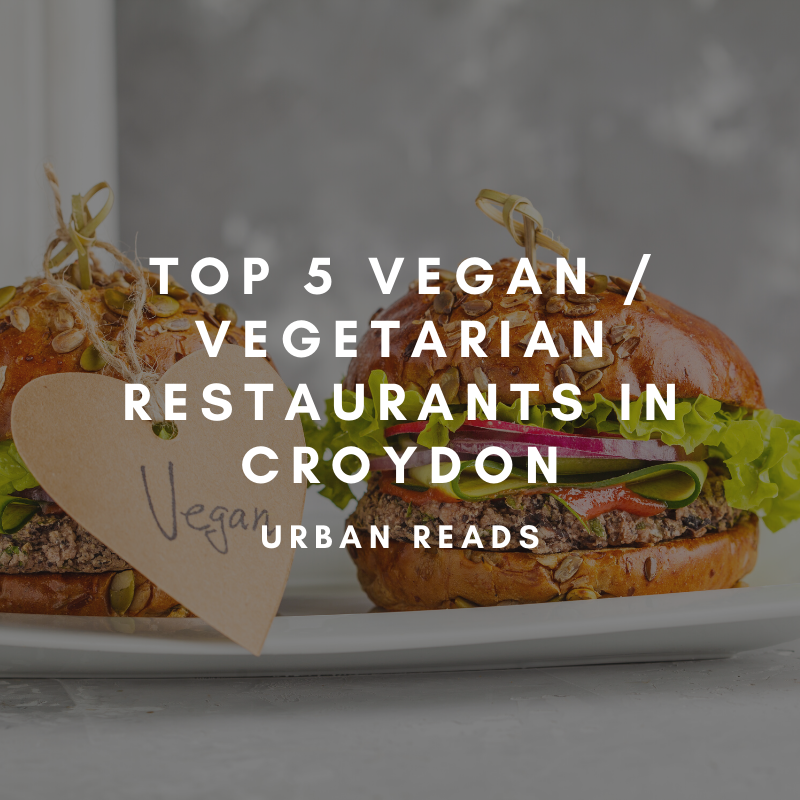 Top 5 Vegan / Vegetarian Restaurant